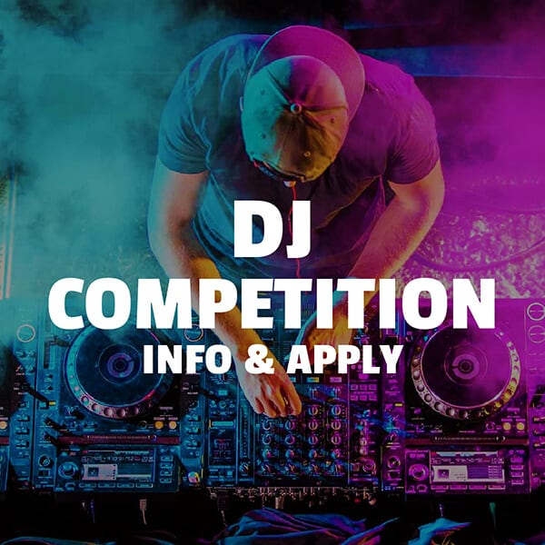 DJ Competition Info & Apply
