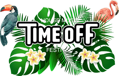 Time Off Dance Music Festival Logo